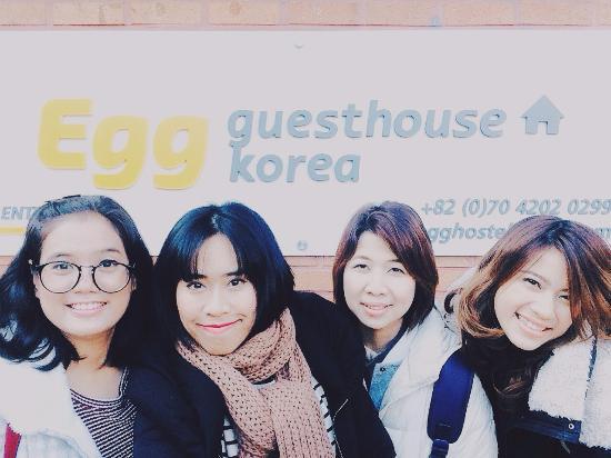 Egg Guesthouse Korea Photo