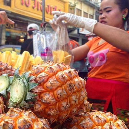 Bangkok Walking Tours