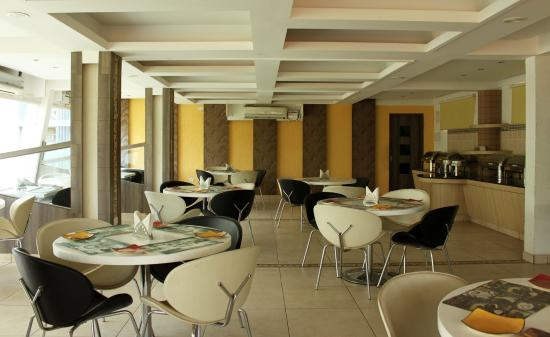 Online Suites: restaurant