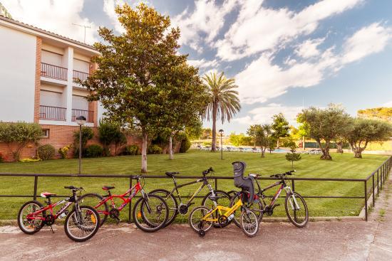 Hotel Sausa: Bicicletas