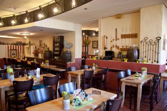 DAMPFE - das Borbecker Brauhaus: Restaurant Bürgerstube