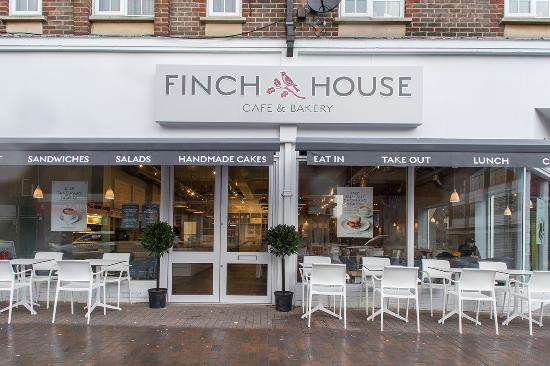 ‪Finch House Cafe & Bakery‬