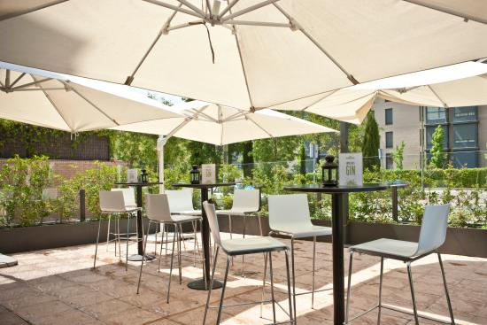Terraza Picture Of Shukran Restaurant Bar Lounge Madrid