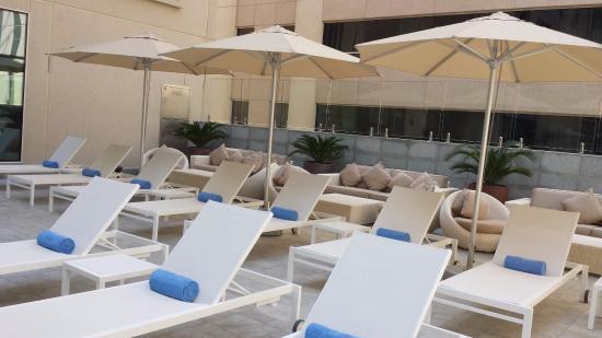 Nice Room Picture Of Hilton Garden Inn Dubai Mall Of The Emirates Dubai Tripadvisor