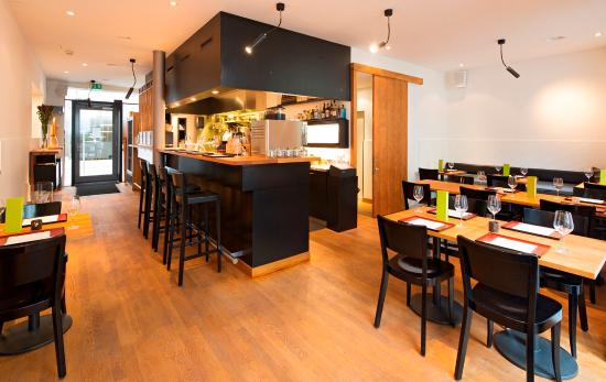 Hotel Seehof: Restaurant Saku