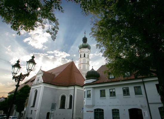 Tourist Information der Stadt Dachau