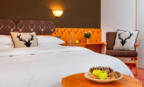 Hotel Sport Klosters: double room