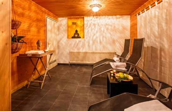 Hotel Sport Klosters: Spa