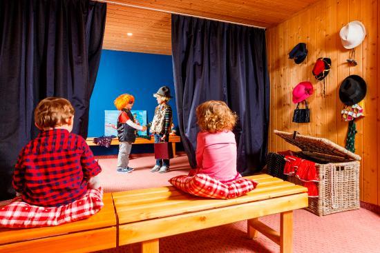 Hotel Sport Klosters: Kids room