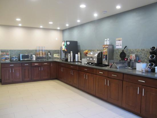 Λονγκ Μπιτς, Ουάσιγκτον: Breakfast Bar