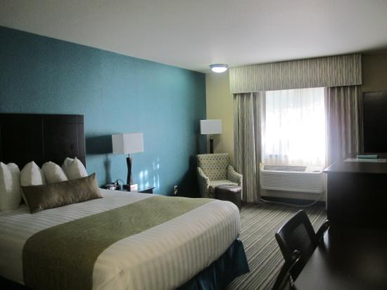 Best Western Long Beach Inn: King Room
