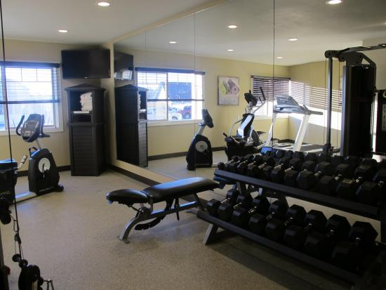 Long Beach, WA: Fitness Center