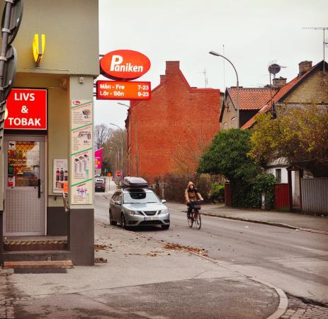 Lund, Szwecja: Area