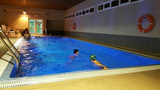 Piscina Interior Picture Of Camping Les Medes L