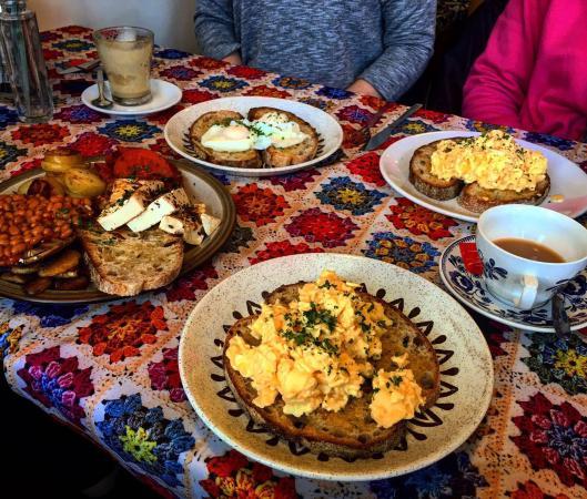 The Kitchen Table Mumbles Nr Swansea Crazyjanescafes
