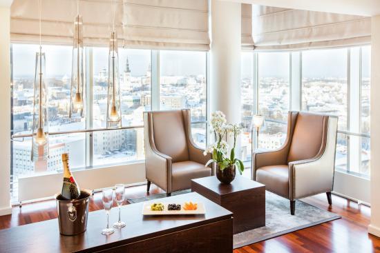 Radisson Blu Sky Hotel: Presidential Suite