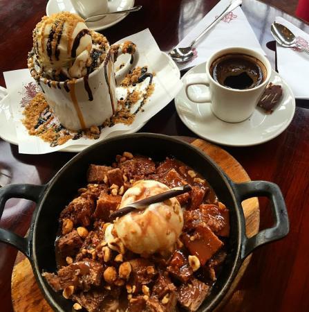 Cafe Lilou Breakfast Menu