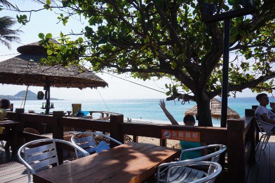 Chateau Beach Resort : 每一年總是會到南台灣,這個熱情浪漫美麗沙灘,總是,可以放鬆身心