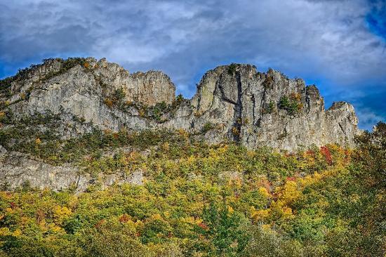 Seneca Rocks2