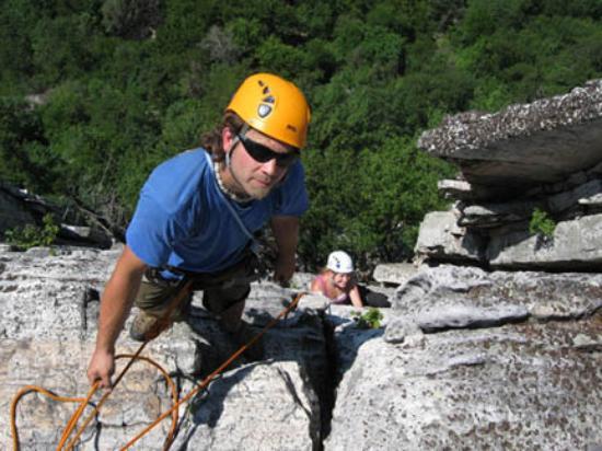 Seneca Rocks, WV: Seneca Climbing