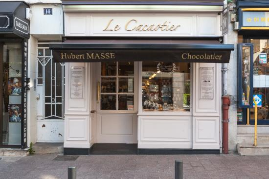 Le Cacaotier - Enghien les Bains
