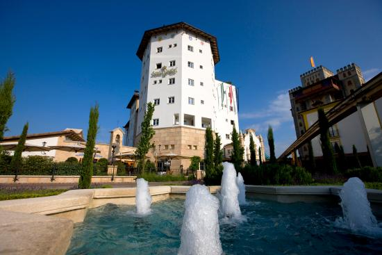 "Photo of Hotel ""Santa Isabel"" Europa-Park Rust"