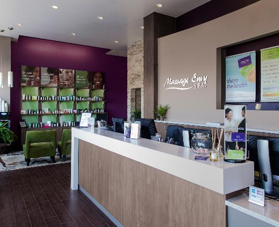 Massage Envy - Geneva Commons
