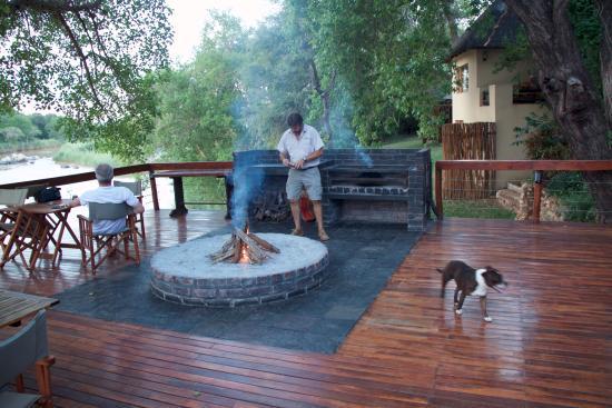 what s cooking tonight picture of bushriver lodge hoedspruit rh tripadvisor co za