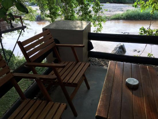 from a relaxing point of view picture of bushriver lodge rh tripadvisor com au