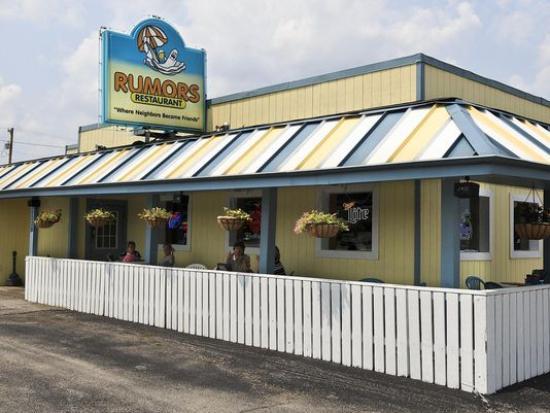 Rumors restaurant raw bar louisville east louisville for Fish restaurants louisville ky
