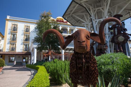 "Hotel ""El Andaluz"" Europa-Park: Hotel ""Él Andaluz"""