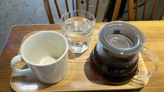 Coffee Stand Niju Hachi