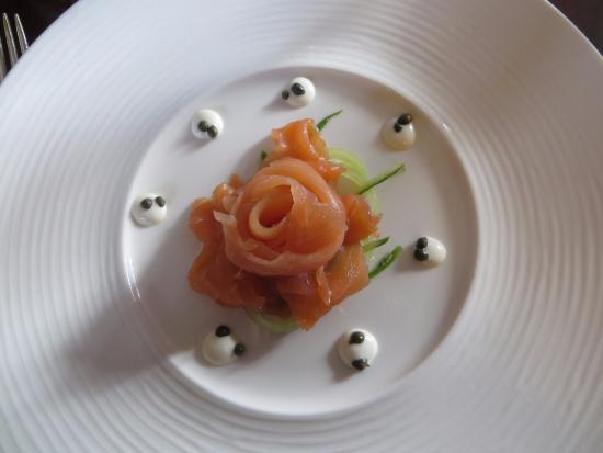 Berkswell, UK: Smoked Salmon