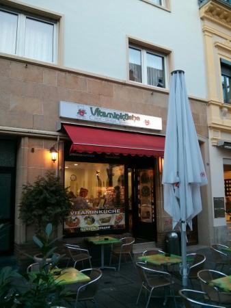 Vitaminkuche-Bistro: Best Döner in town - Vitaminküche Schwetzingen