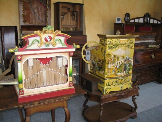 Museo Degli Strumenti Musicali Meccanici Amarcord