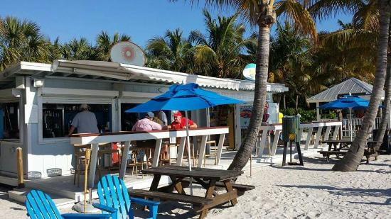 beach bar picture of south seas island resort captiva island rh tripadvisor ca