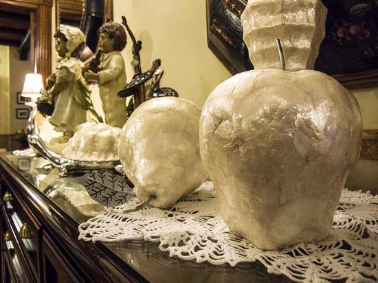 Restaurante Venegas: Detalles de la decoración