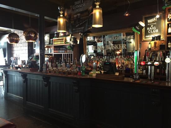 blind busker pub hove east sussex