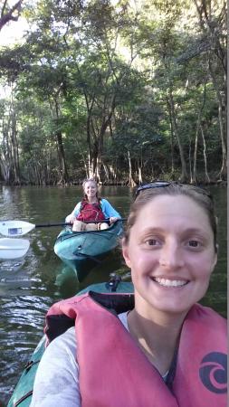 DFH Kayaking: Kayaking Selfie!