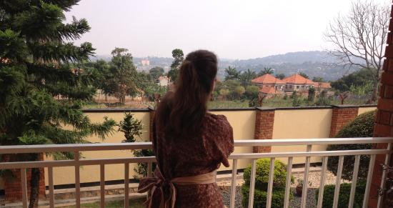 Adonai House: The view