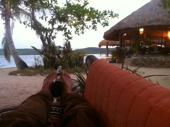 Popototan Island, Filipiny: Coral Bay Beach and Dive Resort