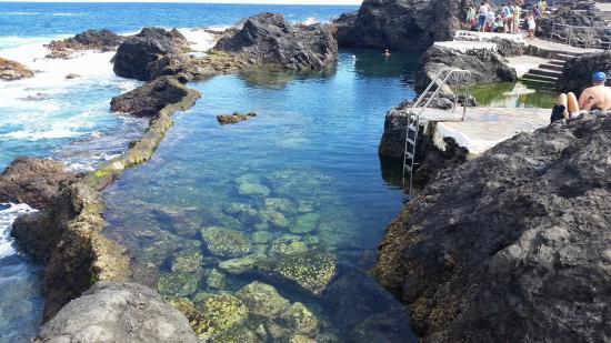 piscine naturali picture of garachico tenerife