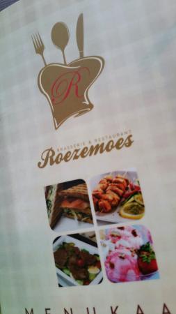 Roezemoes
