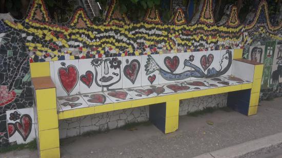 Fusterlandia: Bench
