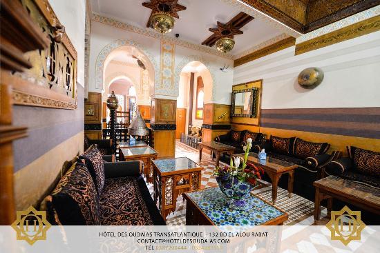 Hotel des Oudaias