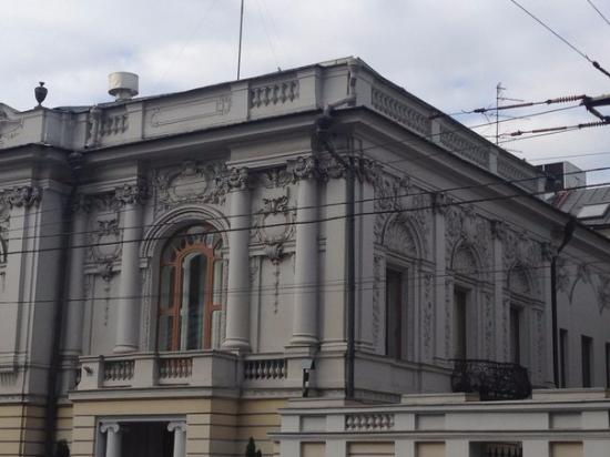 Жилой дом А. П. Ермолова