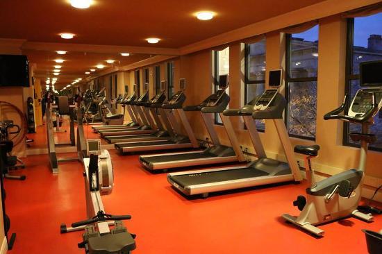 fitness center picture of kimpton hotel monaco philadelphia rh tripadvisor co za