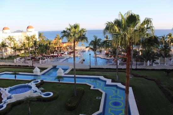 view from ocean view junior suite picture of hotel riu palace cabo rh tripadvisor co za