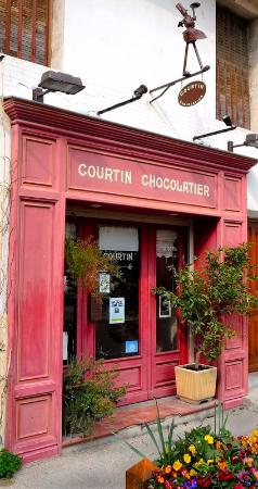 ‪Courtin Chocolatier‬