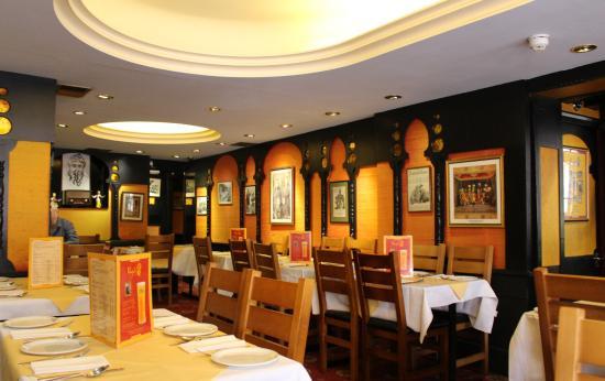 London Indian Restaurant Tripadvisor